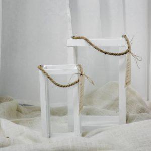 Lucerna s provazem střední, v 30 cm
