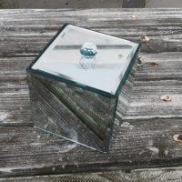 Zrcadlová krabička na prstýnky